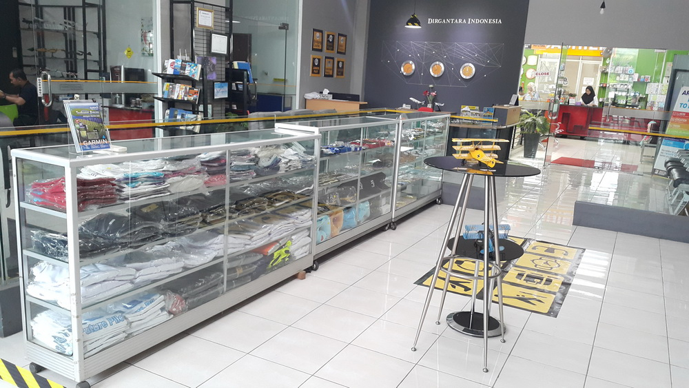 Pilot shop indonesia