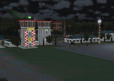 Night Terminal